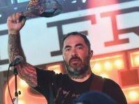 Watch: Rocker Aaron Lewis Leads Concert Crowd in 'F**K Joe Biden' Chant