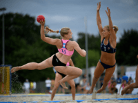 Pink Offers to Pay Fine for Norwegian Handball Team Bikini Violation