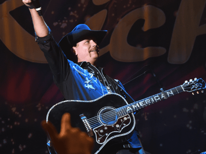 John Rich of Big & Rich performs during Country Thunder Music Festival Arizona - Day 3 on April 7, 2018 in Florence, Arizona. (Photo by Rick Diamond/Getty Images for Country Thunder USA)