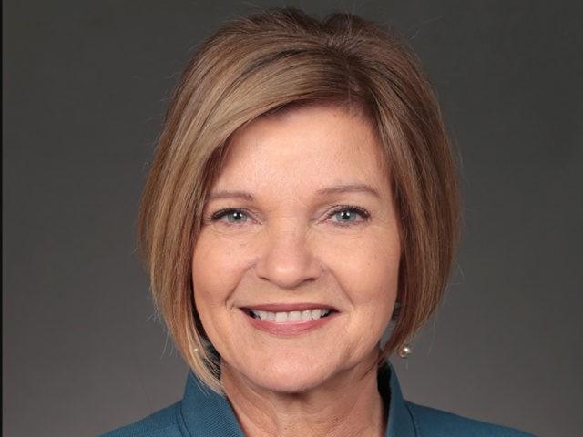 Iowa state Sen.Liz Mathis
