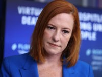 Jen Psaki Bails on White House Briefing After Public Relations Disaste