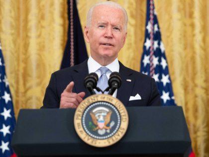 Joe Biden (Saul Loeb / AFP / Getty)