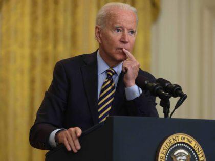 Joe Biden oops (Alex Wong / Getty)