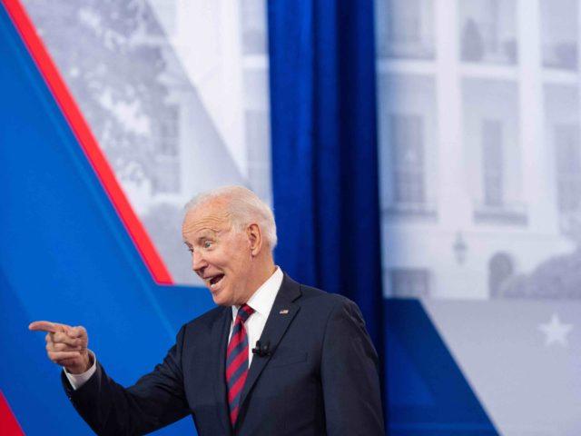 Joe Biden town hall 2 (Saul Loeb / AFP / Getty)