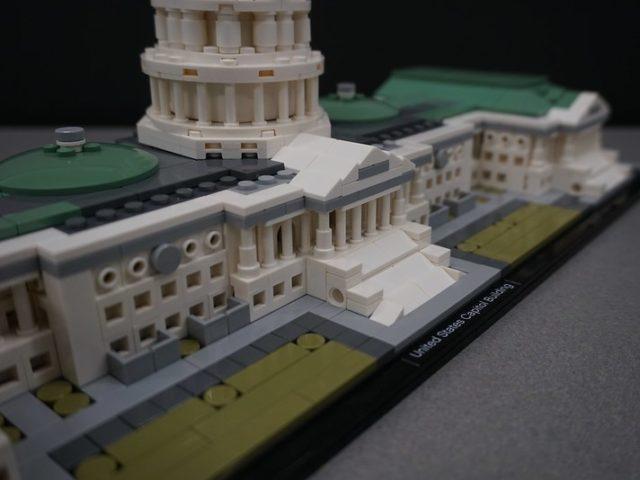 LEGO Capitol (R K / Flickr / CC / Cropped)