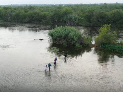Migrants Crossing