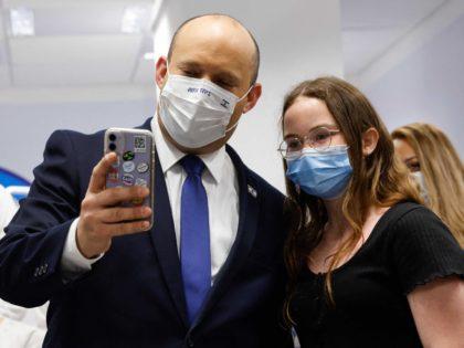 Naftali Bennett (Amir Cohen / Pool / AFP / Getty)