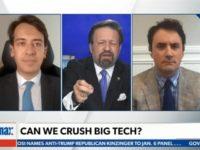 Watch — Breitbart's Marlow, Bokhari on Big Tech's 'Ideological Discrimination': 'Dystopian,' 'Unregulated'