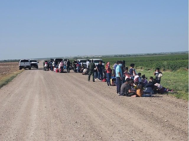 Border Patrol agents in the Rio Grande Valley Sector apprehended 20K migrants in a single week in July. (Photo: U.S. Border Patrol/Rio Grande Valley Sector)