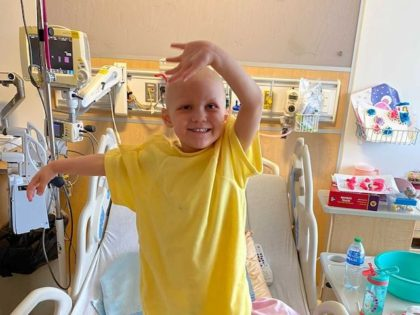 Childhood Cancer @resiliencegives/Twitter