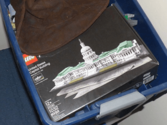 Lego set (DOJ / Court Listener)