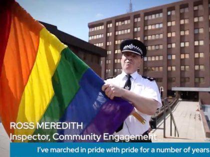 Merseyside Police Pride