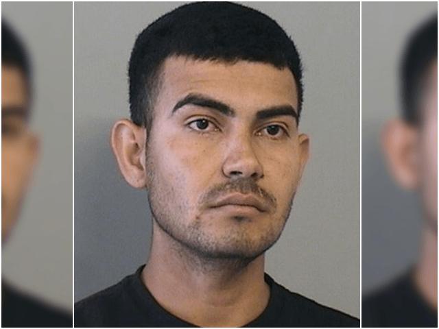 An illegal alien has been arrested and charged after allegedly …