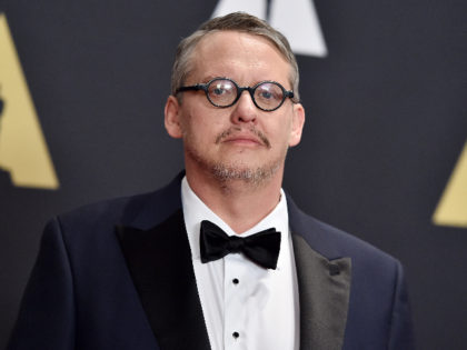 Adam McKay arrives at the Governors Awards at the Dolby Ballroom on Saturday, Nov. 14, 2015, in Los Angeles. (Photo by Jordan Strauss/Invision/AP)