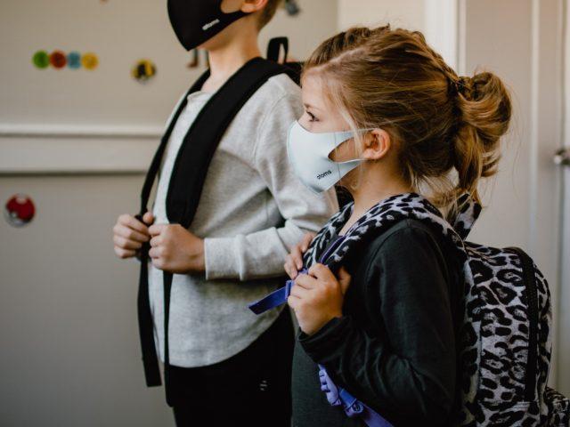 back to school masks