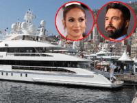 Climate Change Hardliners Jennifer Lopez, Ben Affleck Relax on Yacht