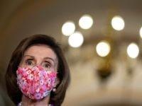 Pelosi's Surrender to Coronavirus: Arrest Mask Mandate Defiers