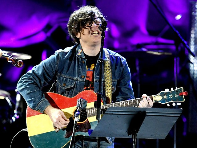 INGLEWOOD, CALIFORNIA - JANUARY 16: Ryan Adams performs at I Am The Highway: A Tribute to Chris Cornell at the Forum on January 16, 2019 in Inglewood, California. (Photo by Kevin Winter/Getty Images)