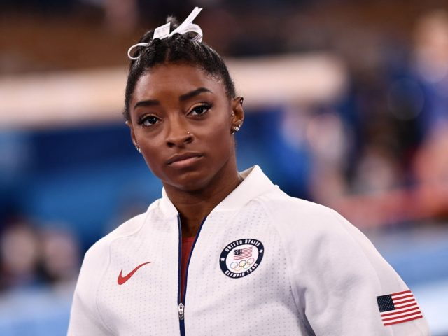 Simone Biles Drops Olympic All-around Competition to Focus on Mental Health
