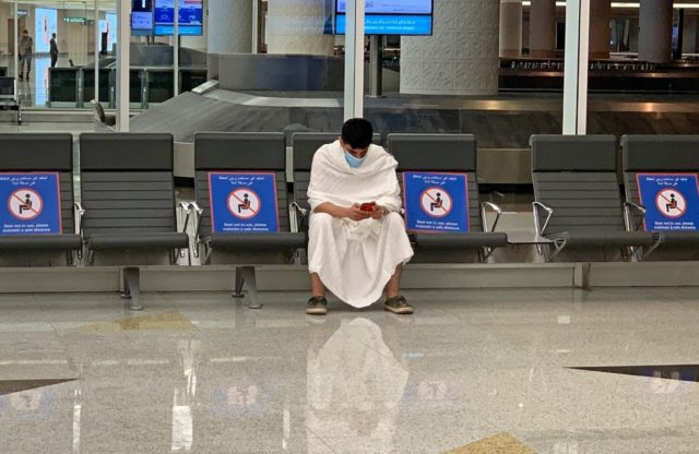 Saudi Arabia has said vaccinated tourists can enter the kingdom again, but has not announced a lifting of restrictions on the Islamic umrah pilgrimage