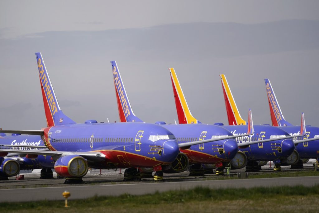 Southwest Drops Plan to Get Rid of Unvaccinated Staff by December Deadline