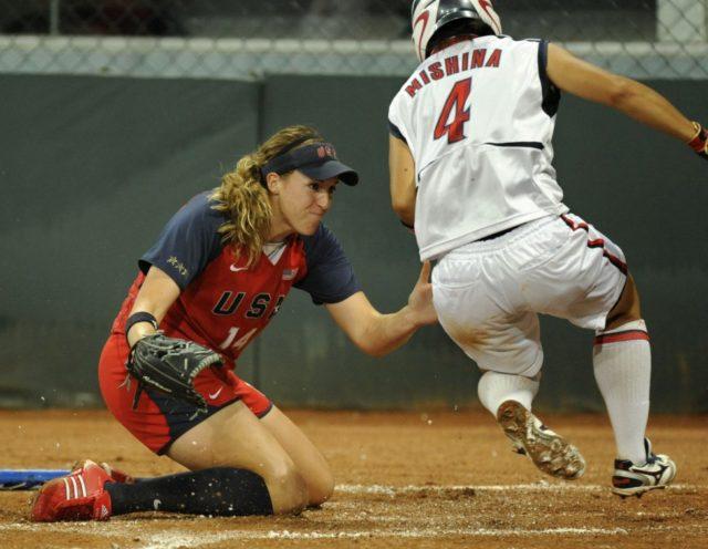 Softball: Monica Abbott one-hits Canada; Team USA 2-0 at ...