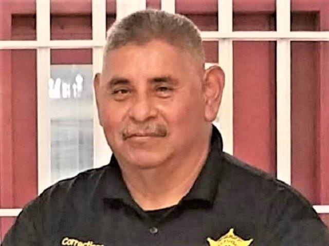 Refugio County Jailer Ricardo Hinojosa. (Photo: Refugio County Sheriff's Office)