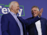 'Unpopular' Joe Biden Campaigning for Terry McAuliffe in Virginia