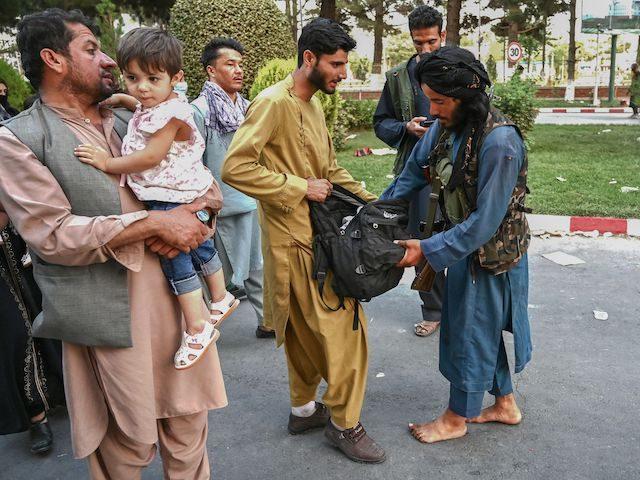Reports: Taliban Searching Door to Door for Journalists