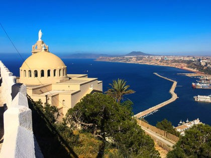 Santa Cruz Chapel, Oran, Algeria.