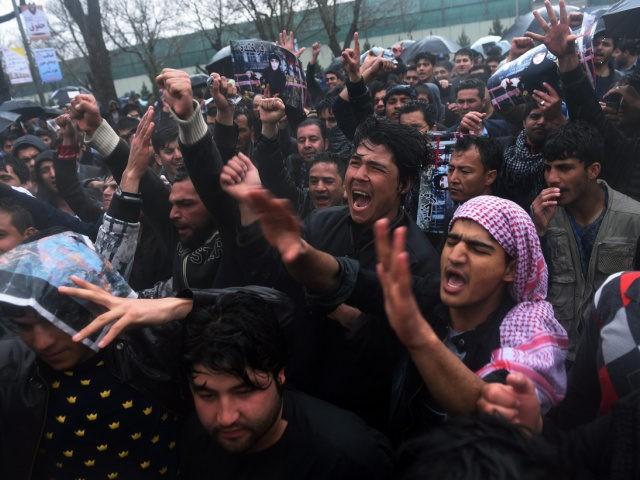 Angry Afghans
