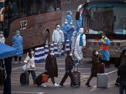 Coronavirus: Every Chinese Province Sounds Alarm Against 'Unnecessary Travel'