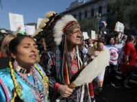 Infrastructure Bill: $216M for 'Community Relocation' of Tribes Hurt by 'Climate Change'