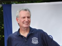 De Blasio Brags About Cutting off Unvaccinated from Activities