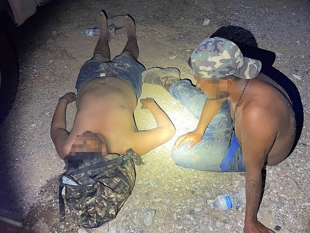 Welton Station agents rescue multiple groups of migrants who became lost in the Arizona desert. (Photo: U.S. Border Patrol/Yuma Sector)