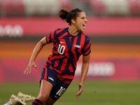 Leftists Go On Attack Against U.S. Women's Soccer Star Carli Lloyd
