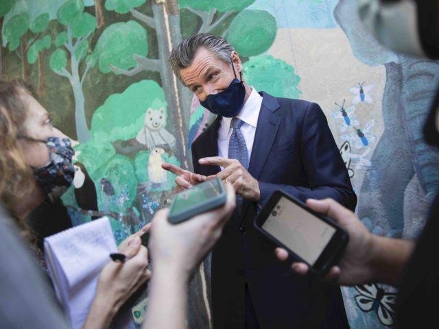 Gavin Newsom (Santiago Mejia / San Francisco Chronicle via Associated Press, Pool)