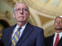 Report: Mitch McConnell Likely to Vote for So-Called 'Infrastructure' Bill