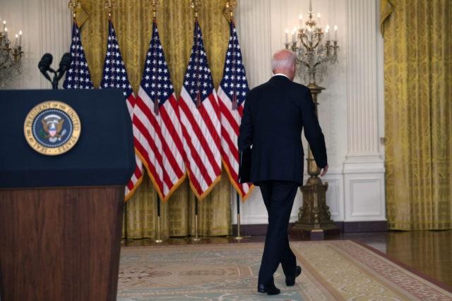 Report: Joe Biden Struggles Evacuating Americans Before Taliban-Enforced Deadline