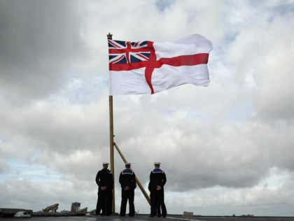 Royal Navy Reports Tanker Hijacking Incident in Gulf Is Over
