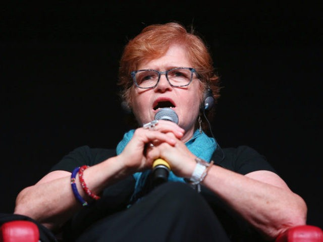 ROME, ITALY - OCTOBER 17: Deborah Lipstadt attends a press conference for 'Denial' during the 11th Rome Film Festival at Auditorium Parco Della Musica on October 17, 2016 in Rome, Italy. (Photo by Ernesto Ruscio/Getty Images)
