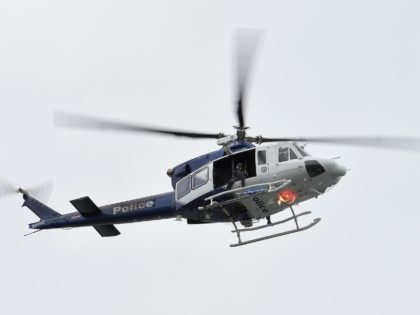 WATCH: Police Helicopter Orders People Off Beaches, Hovers over Backyards Enforcing Australian Lockdown
