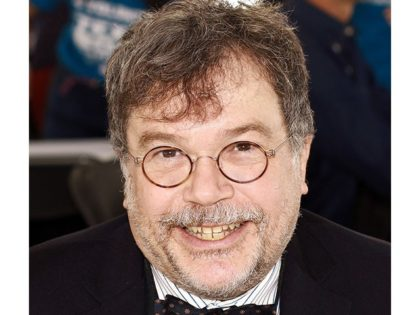 Doctor and author Peter Hotez at the 2019 Texas Book Festival in Austin, Texas, United States.