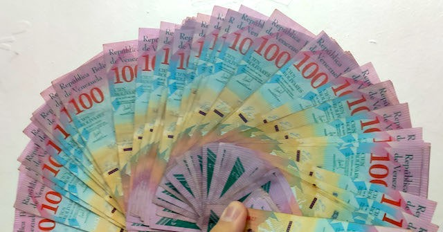 Socialists Cut 6 More Zeros from Venezuela's Currency