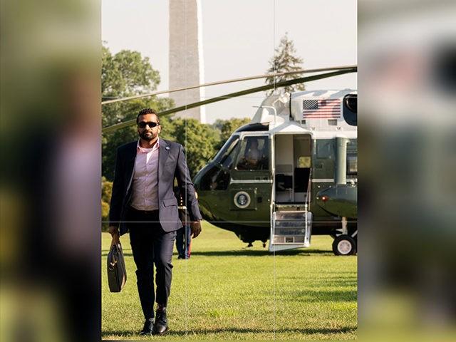 Kash Patel Official White House Photo