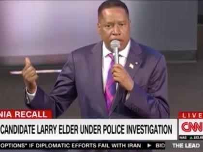 Larry Elder CNN (Screenshot)