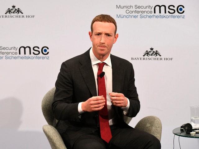 Mark Zuckerberg stumped by question