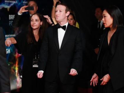 Mark Zuckerberg uncomfortably wears a tux