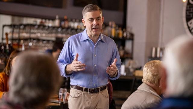 Mike-Carey-Meeting. Carey for Congress.