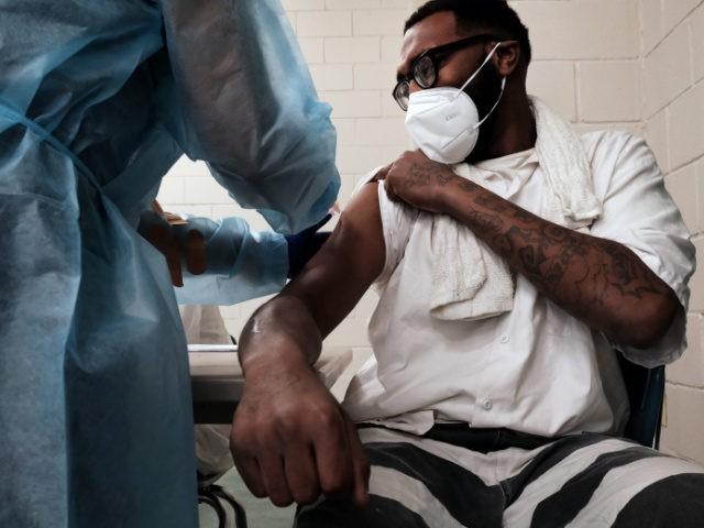 Prisoner Given Coronavirus Vaccine